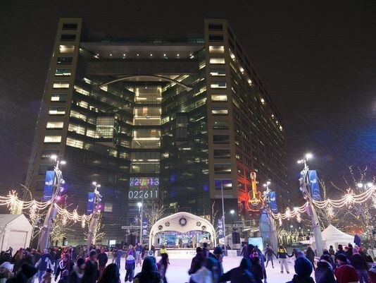 Detroit New Years Eve 2019