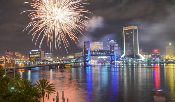 Jacksonville New Years Eve