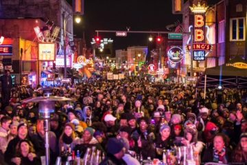 Memphis New Years Eve