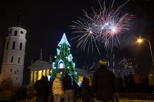 Vilnius New Years Eve
