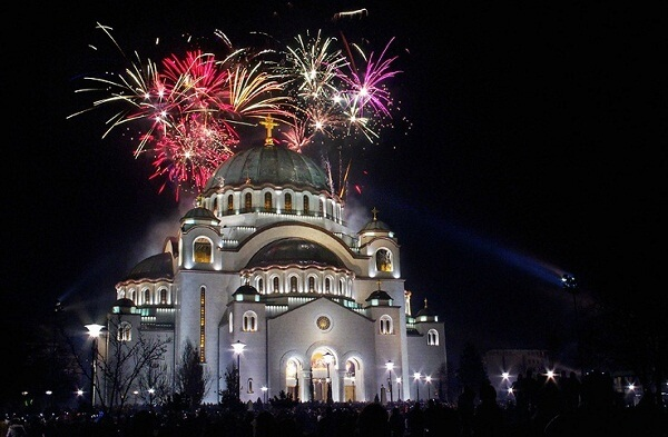 Belgrade New Years Eve