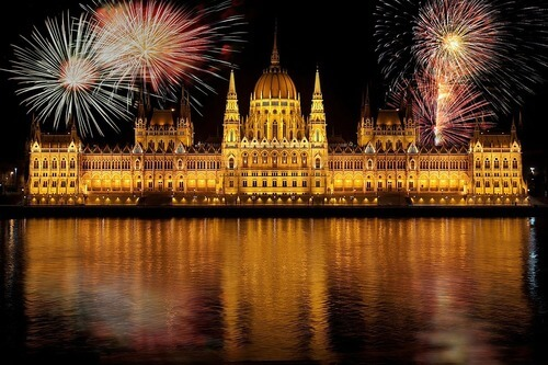 Budapest New Years Eve