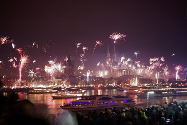 Cologne New Years Eve