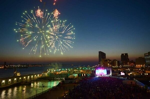 Liverpool New Years Eve