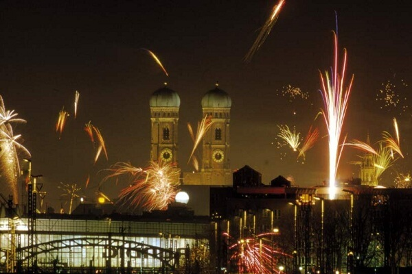 Munich New Years Eve