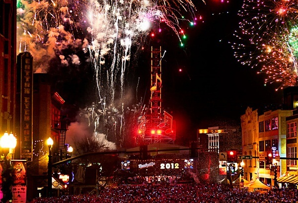 Nashville New Years Eve 2020 Nashville New Years Eve 2019 Parties, Events, Hotel Packages