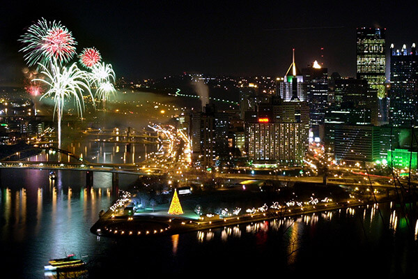 Pittsburgh New Years Eve