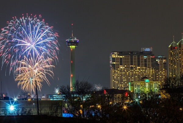 San Antonio New Years Eve