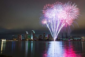 San Diego New Years Eve