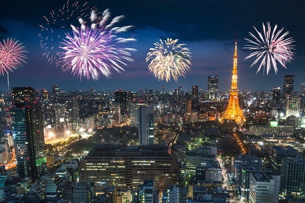 Tokyo New Years Eve