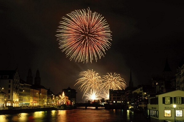 Zurich New Years Eve