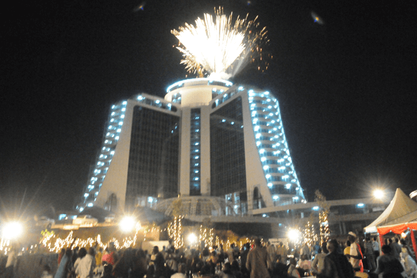 Kampala New Years Eve