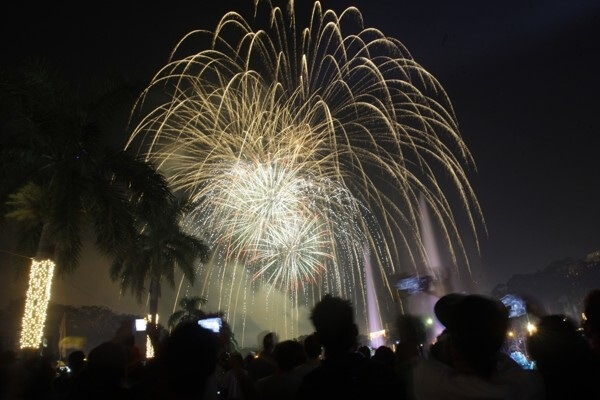 Manila New Years Eve
