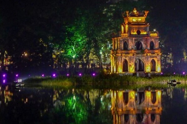 Hanoi New Years Eve