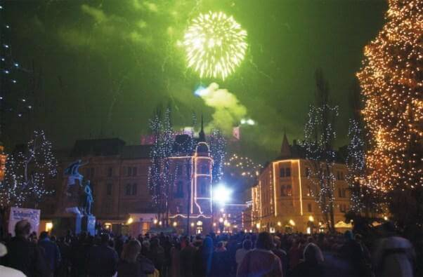 Ljubljana New Years Eve