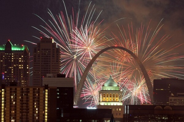 St. Louis New Years Eve
