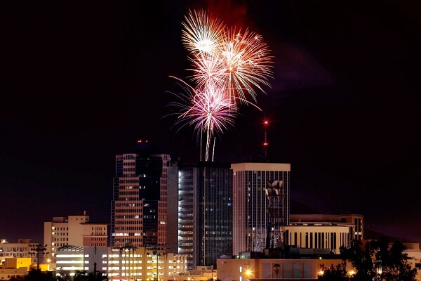 Tucson New Years Eve 2019 Parties, Events, Fireworks ...