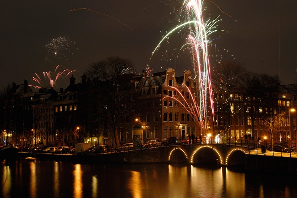 Amsterdam New Years Eve