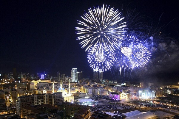 Beirut New Years Eve