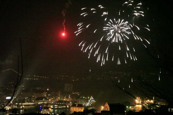 Bergen New Years Eve