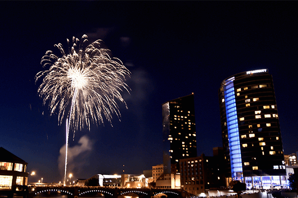 Grand Rapids New Years Eve 2019 Events, Parties, Hotel Packages, Fireworks