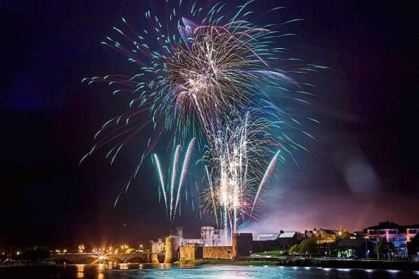 Limerick New Years Eve