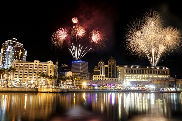 Port Louis New Years Eve