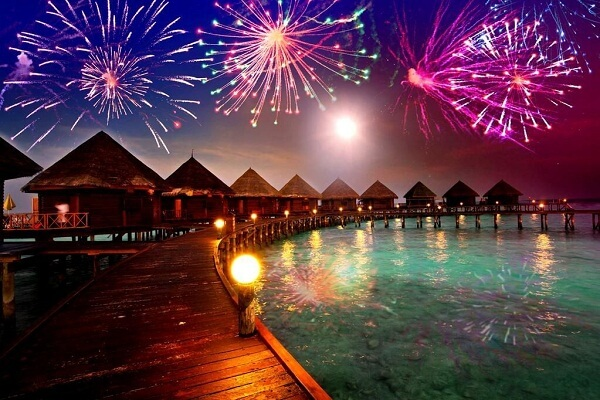 Bora Bora New Years Eve