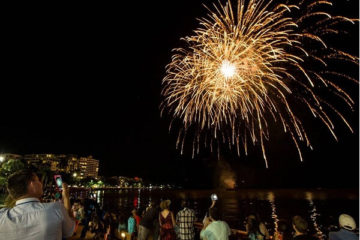 Cairns New Years Eve Fireworks