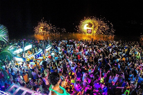 Koh Samui New Years Eve