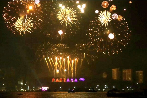 Pattaya New Years Eve
