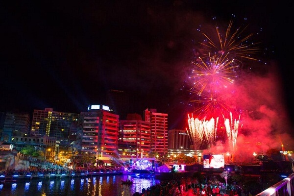 Wellington New Year's Eve