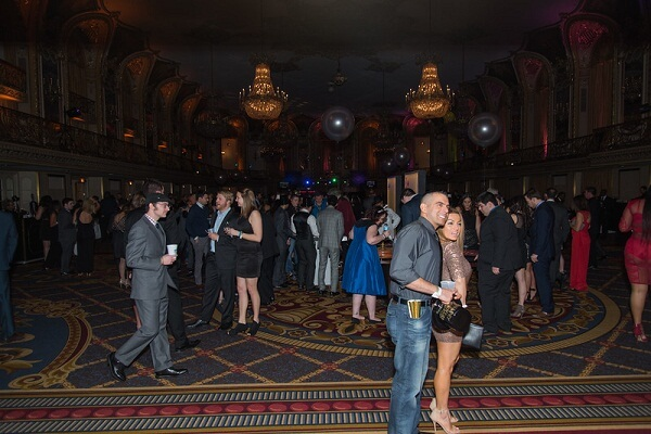 Hilton Chicago New Year Party