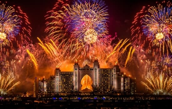 Atlantis The Palm Dubai New Years Eve 2020 Party Gala Dinner Event