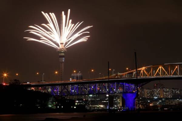 Auckland New Year Celebrations