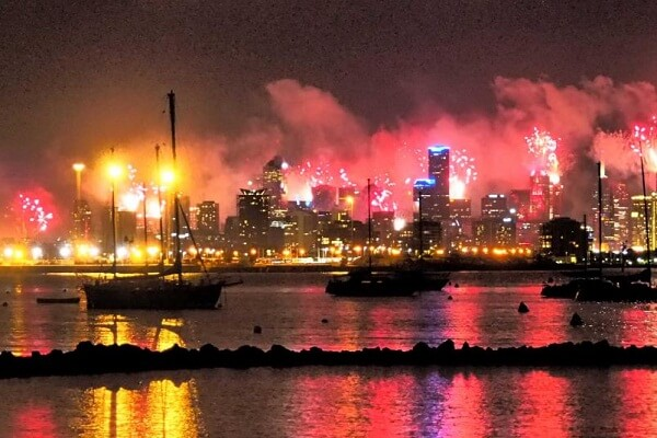 Melbourne New Year Celebrations