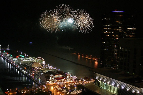 Chicago New Years Eve