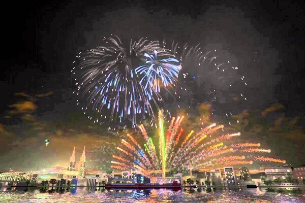 Muscat New Years Eve